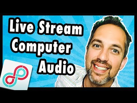 How to live stream desktop & browser audio from your Mac - Owen Video