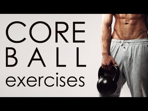 Core Stability Ball Exercises I 5