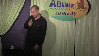 Nervous Stand-up Comic KILLS!!! (First Time Doing Stand-Up Comedy)