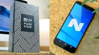BLU Pure View Review