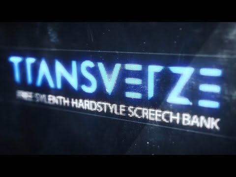 FREE HARDSTYLE SCREECH PACK for Sylenth | Transverze