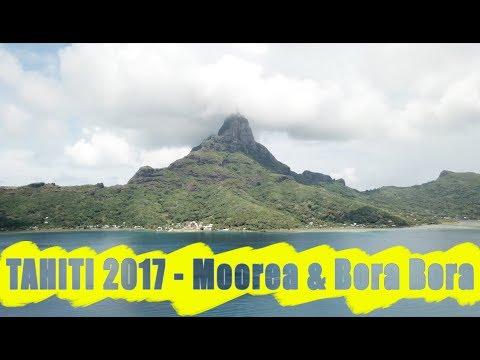 Vacation to French Polynesia; Moorea & Bora Bora