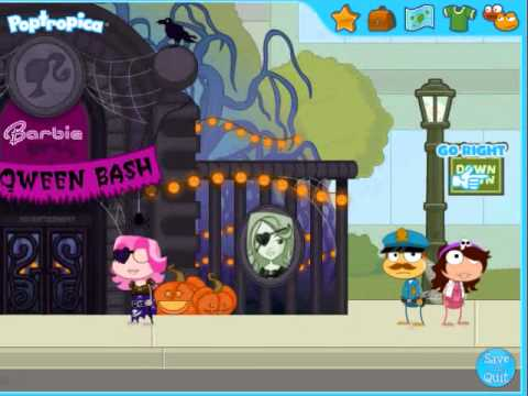 Super Power Island Poptropica Walkthrough