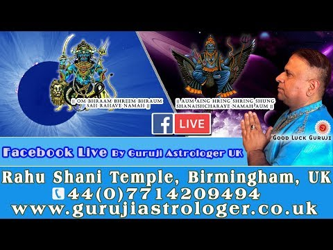 Powerful Prayer For All  On Facebook Live By Best Indian Astrologer And Spiritual Healer Guruji UK