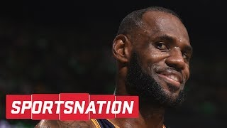 Would You Bet Against LeBron In The NBA Finals? | SportsNation | ESPN