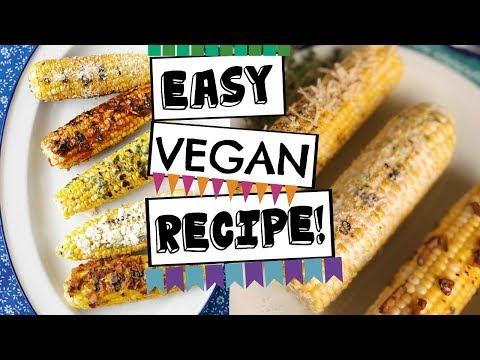 Crazy Good (and easy!) Corn on the Cob recipes | VEGANizing Oprah's Recipe
