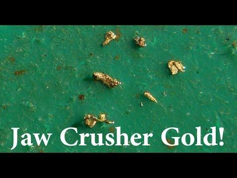 Rock Crusher (Jaw Crusher) Testing - 911 Metallurgist