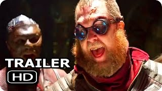 "GUARDIANS OF THE GALAXY 2 ""Ravagers"" Trailer (2017) Chris Pratt Action Movie HD"