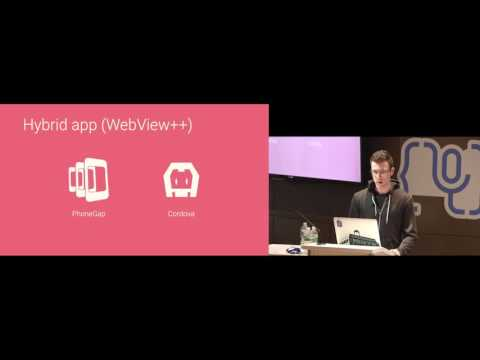Droidcon NYC 2016 - Stealing the Web's Best Feature