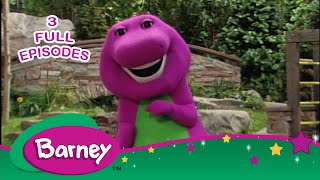 Barney - Fun With Friends - FULL EPISODES