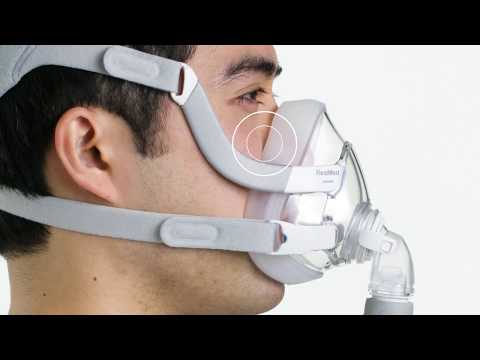 AirTouch F20 CPAP Mask - Introduction