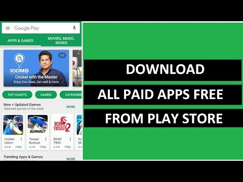 How to Download All Paid Apps, Books And Movies Free From Play Store Without Any ROOT