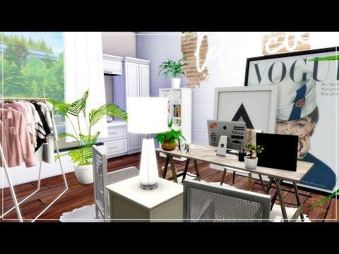 The Sims 4 | Franco Modern Beach House | House Tour!!