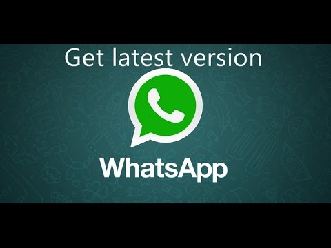 (New Update) Get latest version of WhatsApp on Windows Phone 8 8.1 and 10 version