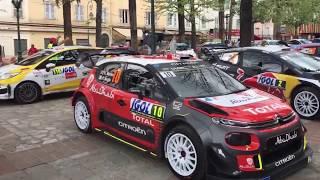 Tour de Corse 2018 Highlights (WRC Rally France 2018)