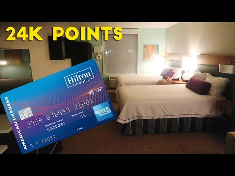 What Can You Get For 24,000 Hilton Points? (Home 2 Suites Review)