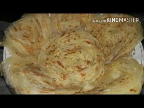 Porotta | Layered paratha in easy way | how to make kerala porotta | porotta without yeast