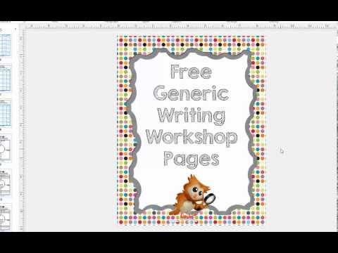 How to get rid of the white background on clip art