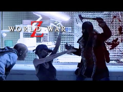 World War Z - Cinematic Gameplay Trailer | Stories in Moscow (Official)