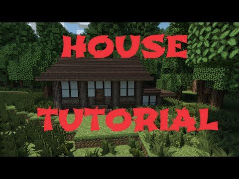 Minecraft: Japanese House Tutorial