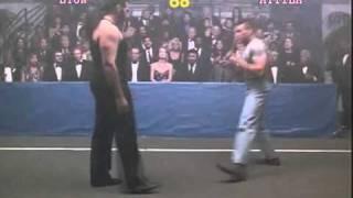 Van Damme in Street Fighter 2  Lionheart Edition