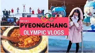 Download Pyeongchang 2018 Winter Olympics Vlog - Part 2 of 3 | KOREA TRAVEL VLOG Video