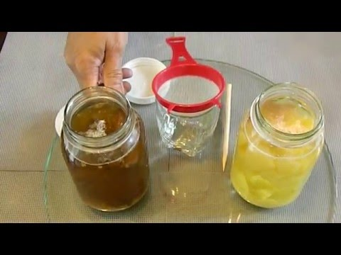 How To Make Tamarind & Pineapple Probiotic Drinks At Home - Cook101food