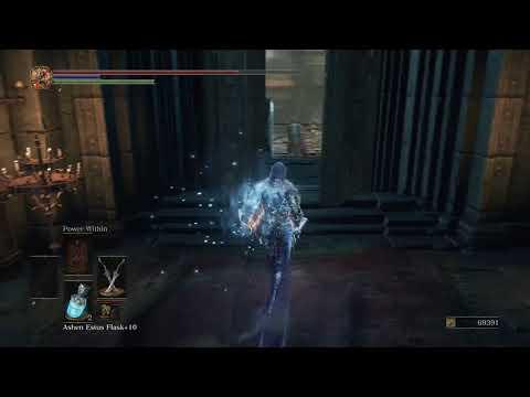 Dark Souls III - Dancers Enchanted Swords Breakdown PvE