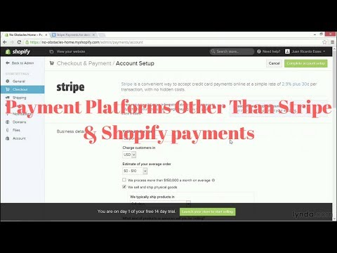 Payment Method Other Than Stripe or Shopify Payment || Nick Arora