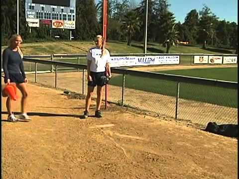 Softball Pitching - How To Throw Speed Pitches