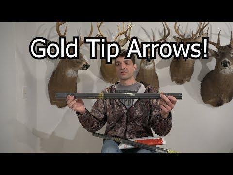 Gold Tip Arrows
