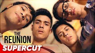 The Reunion   Enchong, Xian, Enrique, Kean, Jessy   Supercut