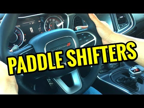 HOW To PADDLE SHIFT: Easy Step by Step TUTORIAL!