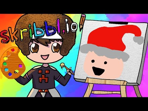 Draw My Thing / Skribbl.io CHRISTMAS Edition Ft. Isaac, James and Ritz