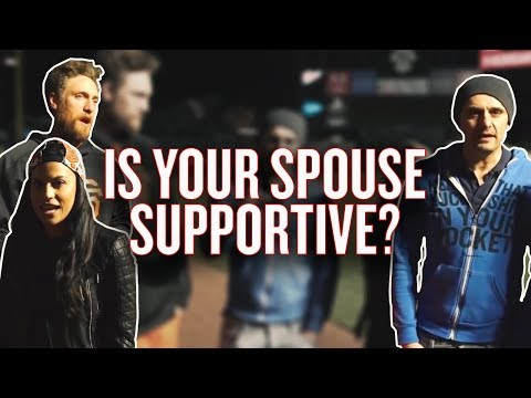 What It Means to Have a Spouse That Actually Supports You | #AskGaryVee with Alexis and Hunter Pence