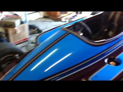 Malibu grand prix 3/4 scale indy car go cart