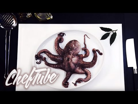 How to prepare and cook Octopus