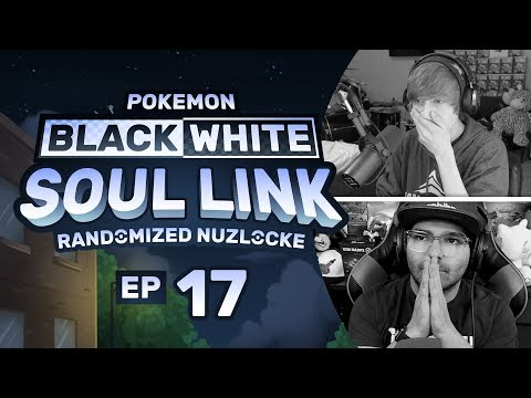 Pokemon Black & White Soul Link EP 17 | STRESSED OUT!