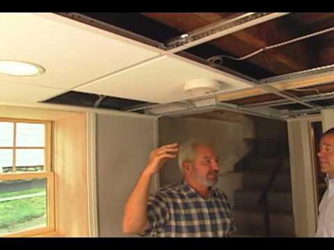 Basement Renovation - Waterproof and Mold Proof Your Basement - Bob Vila eps.3404