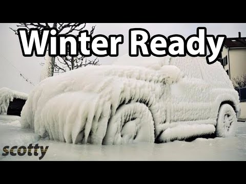 How To Get Your Car Ready For Winter Weather