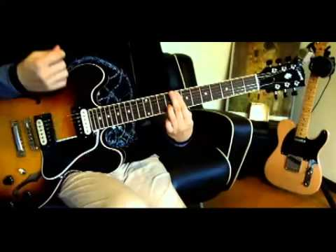 Kenny Burrell Tenderly GUITAR COVER