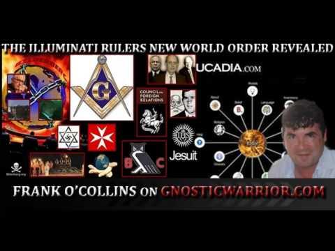 Illuminati Rulers New World Order Revealed – Frank O'Collins