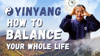 Yin Yang: Master Gu shares 2 powerful ideas