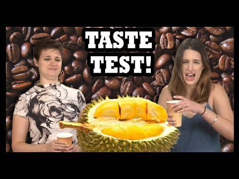 Durian Coffee Makes The Office Smell Like… - Food Feeder