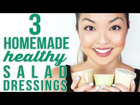 3 Homemade Healthy Salad Dressing Recipes | chiutips