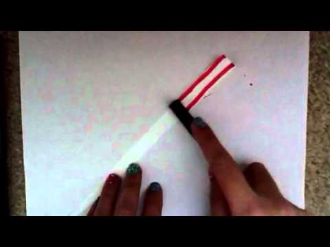 How to make beaded bracelets: paper beads