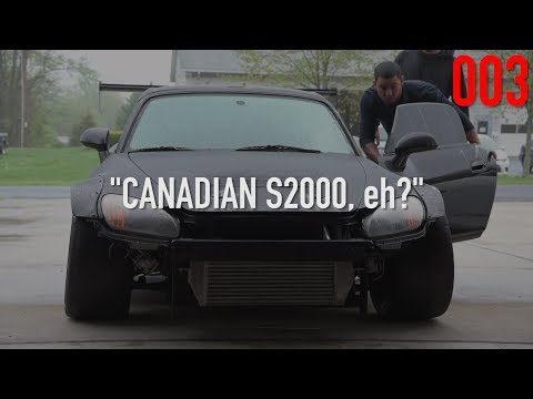 Canadian S2000, eh? | Daily Tune 003