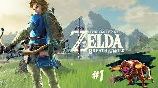 The Legend of Zelda: Breath of the Wild на ПК | Начало великих приключений