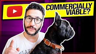 """YouTube can Shut You Down for Not Being """"Commercially Viable""""? Viva Frei Vlawg"""