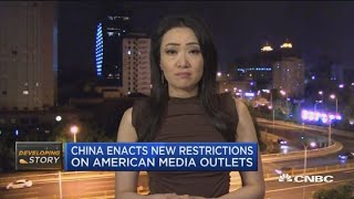 Former DOD policy analyst weighs in on Hong Kong fallout